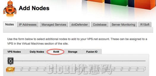 VPS.net RAM
