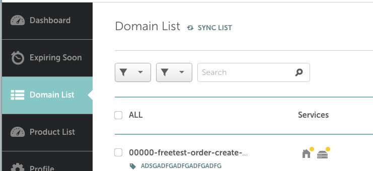 NameCheap新面板